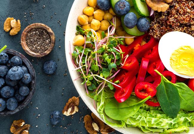 Right Diet Essentials